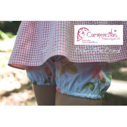 Bloomers CORAL