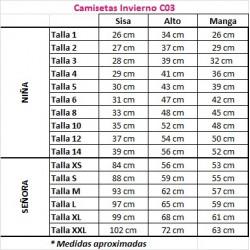 CAMISETA ESTELA C03