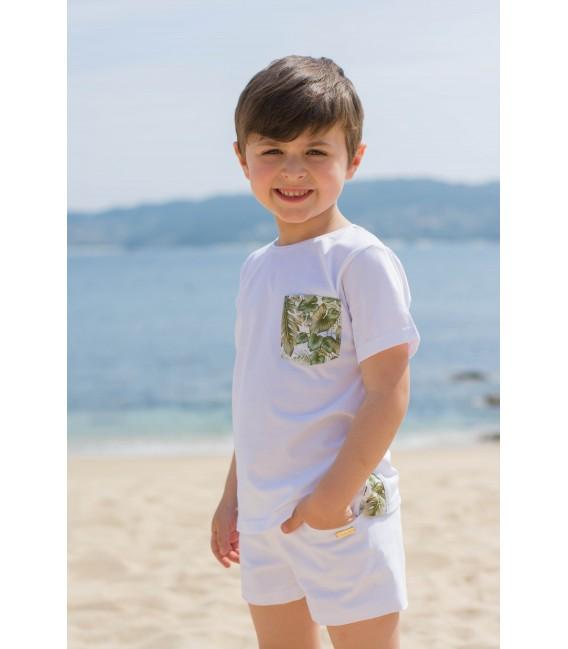 Camiseta de niño ENXEBRE