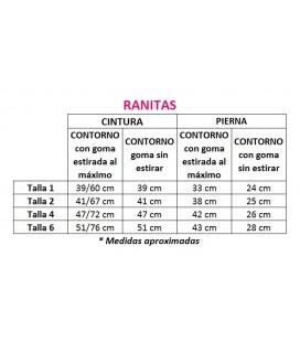 Ranita Unisex RIQUIÑA