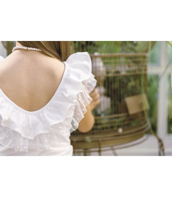 WHITE T_Shirt C08