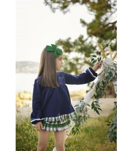 Girl Sweatshirt GOLFIÑO
