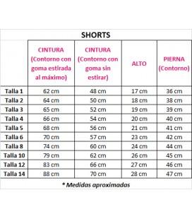 Short Unisex LEMBRANZA