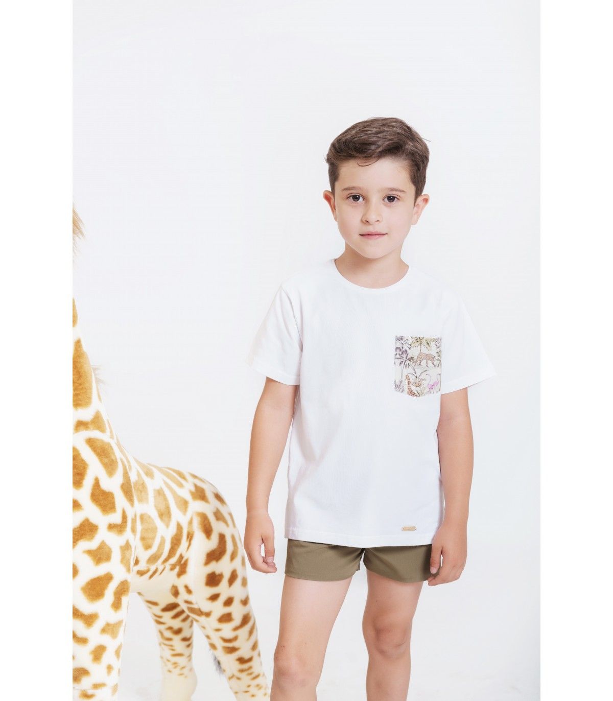 Camiseta Niño RISCO