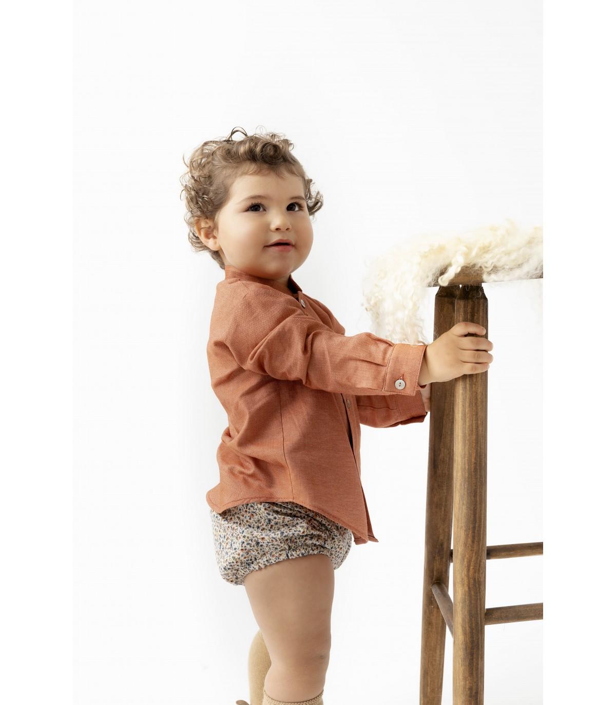 Camisa Baby Niño DOCE