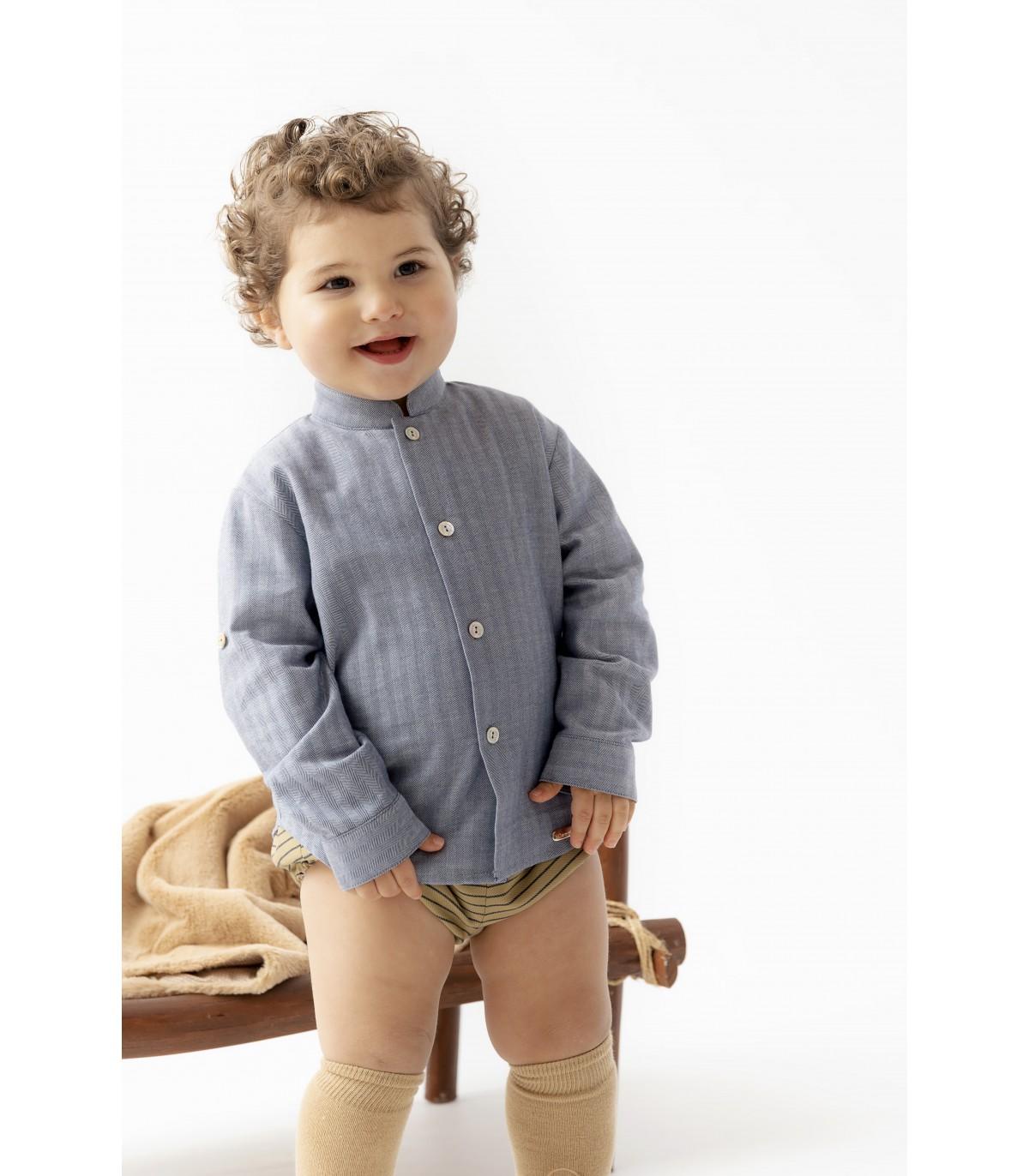 Camisa Baby Niño XANELA