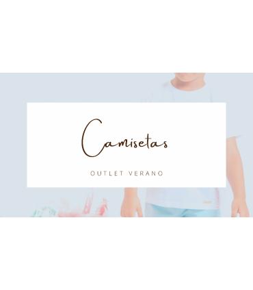 Camisetas Niño Outlet Verano