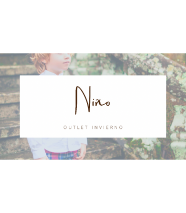 Niño Outlet Invierno