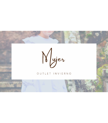 Mujer Outlet Invierno