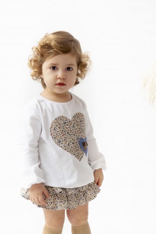 Camiseta Baby Doce