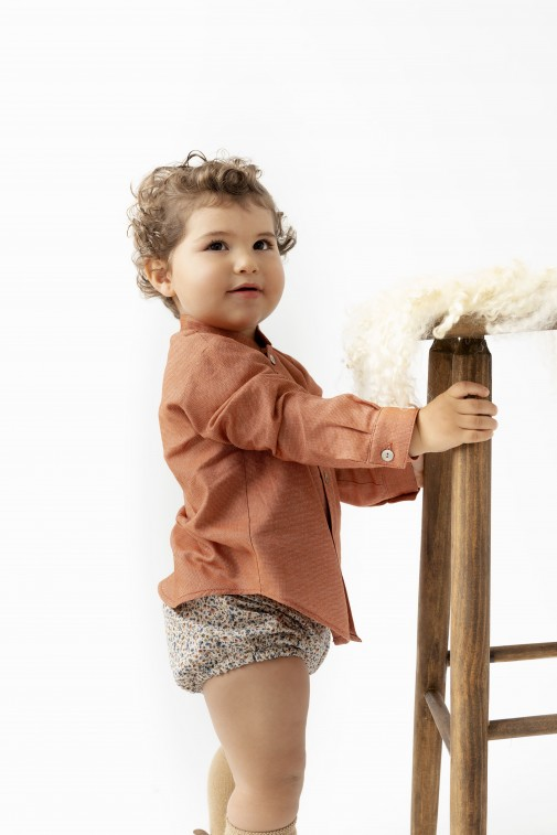 Camisa Baby Doce