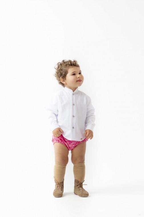Camisa Baby Blanca